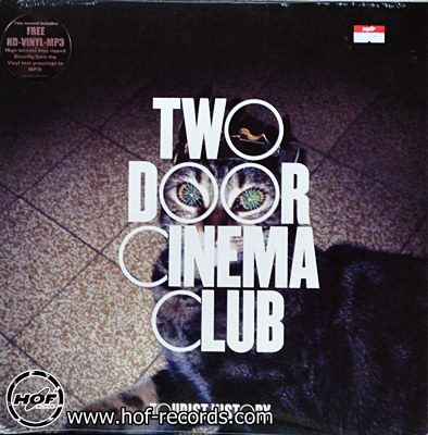 Two Door Cinema Club - Two Door Cinema Club 1 LP new