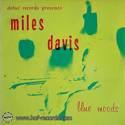 Miles Davis - Blue Moods 1lp