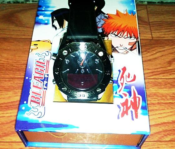 นาฬิกาข้อมือ Bleach เทพมรณะ ดิจิตตอล (สินค้ามาใหม่)