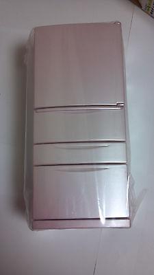 (มือ2) Re-ment ตู้เย็นสีชมพู