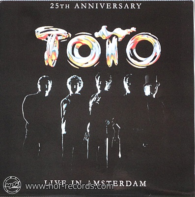TOTO - Live In Amsterdam 2003 2lp
