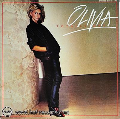 Olivia Newton-John - Totally Hot 1978 1lp