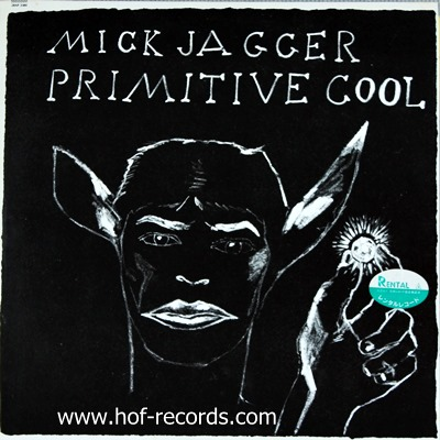 Mick Jagger - Primitive Cool 1987