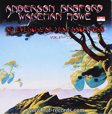 Andeford Bruford Wakeman Howe - An Evening Of Yes Music Plus Vol.1