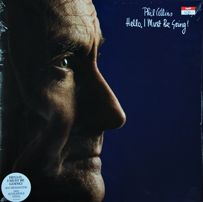 Phil Collins - Hello, I Must Be Going! 2Lp N.