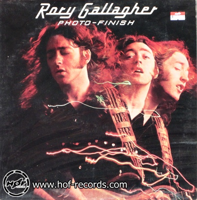 rory gallagher - photo-finish 1lp