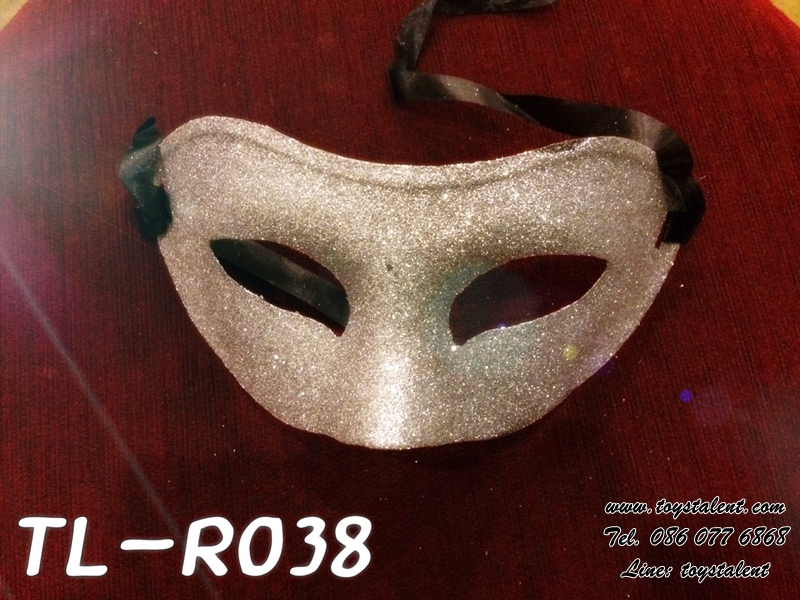หน้ากากแฟนซี Fancy Party Mask /Item No. TL-R038
