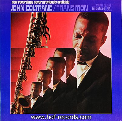 John Coltrane - Transition 1lp