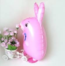 Rabbit Walking Balloons - กระต่ายบอลลูน / Item No. TL-K022