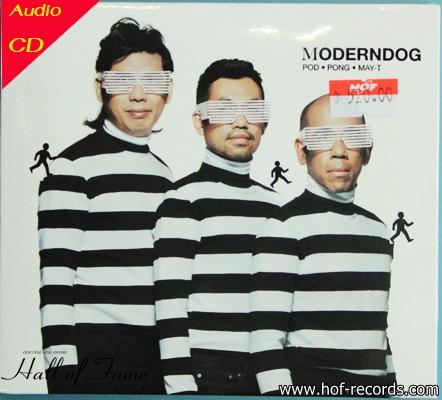 CD Moderndog : Pod * Pong * May-T +EMS-50