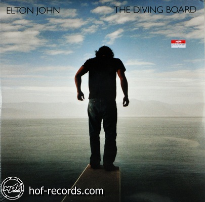 Elton John - The Diving Board 2lp NEW