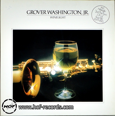 Grover Washington,jr - winelight 1lp