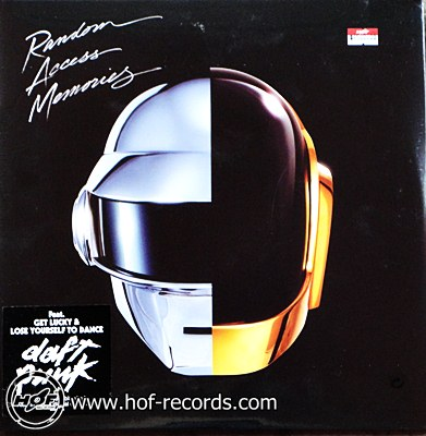 Daft punk - Random access memories 2 LP