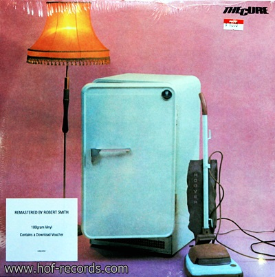 The Cure - Three Imaginary Boys 1Lp N.