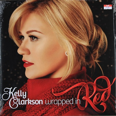 KELLY CLARKSON -WRAPPED IN RED 1LP N.