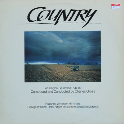 Country Ost. By Charles Gross 1Lp