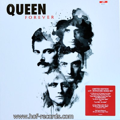 Queen - Forever 4lp N.