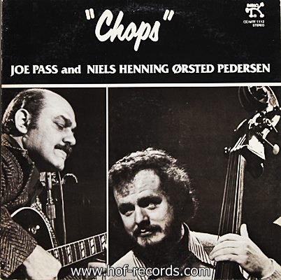 "Joe Pass And Niels Henning - ""Chops"" 1979"