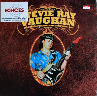 Stevie Ray Vaughan - Spectrum,Philadelphia 23rd May 1988 2Lp N.