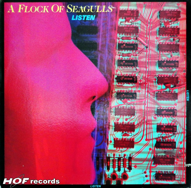 The Flock of Seagulls - Listen