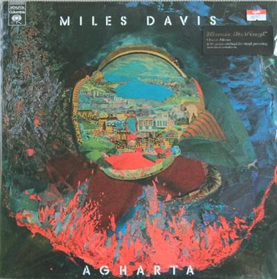 Miles Davis - Agharta 2Lp N.