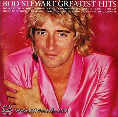 Rod Stewart - Greatest Hits 1979 1lp