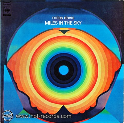 Miles Davis - Miles In The Sky 1lp