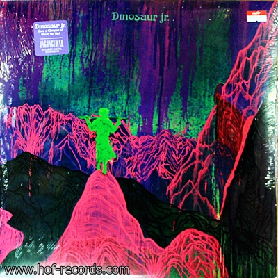 Dinosaur jr - Give a Glimpse Of What Yer Not 1Lp N.