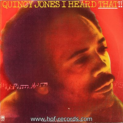 Quincy Jones - I Heard That!! 2lp 1976