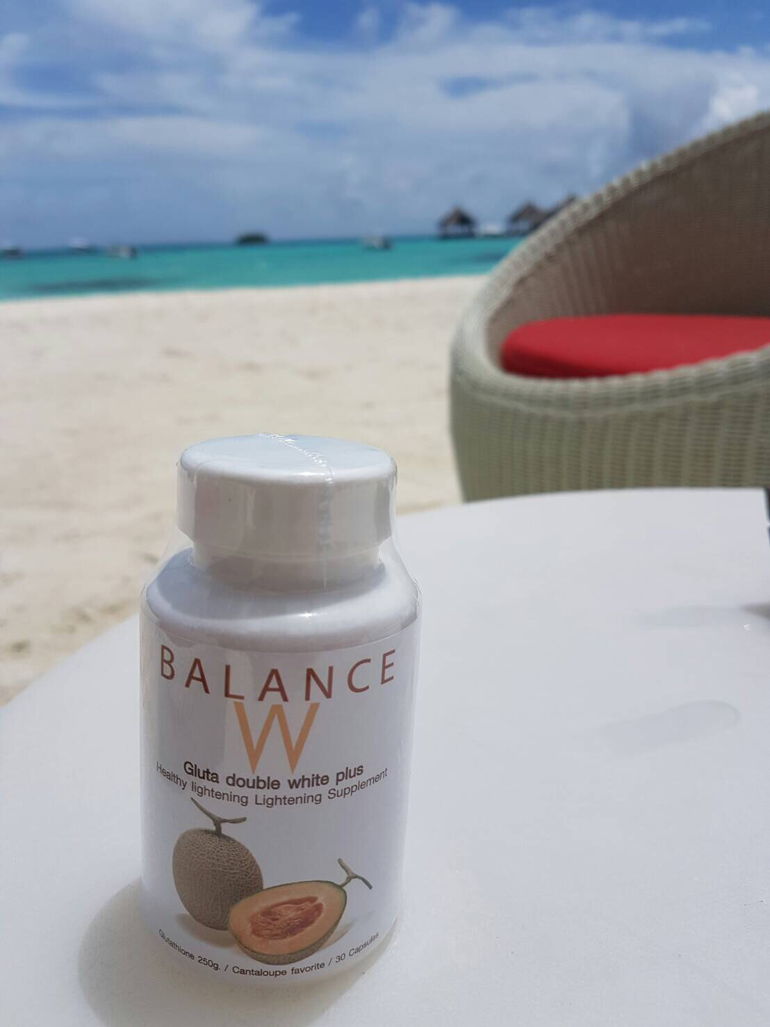 BALANCE W ( บาล๊าน ไวท์ )
