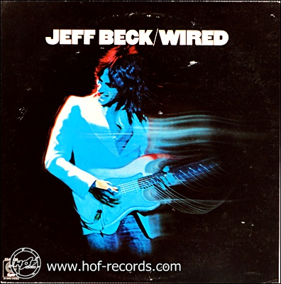 Jeff Beck - Wired 1976 1lp