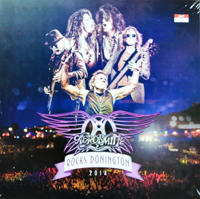 Aerosmith - Rocks Donington 2014 3Lp N.