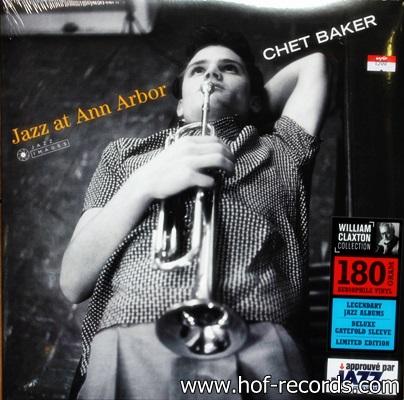 Chet Baker - Jazz At Ann Arbor 1Lp N.