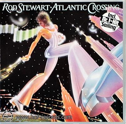 Rod Stewart - Atlantic Crossing 1975 1lp