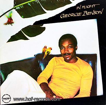 George Benson - In Flight 1977 1lp
