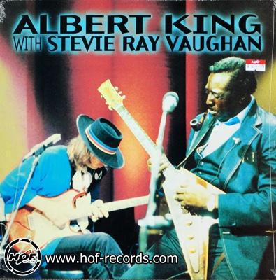 stevie ray vaughan&albert king 1lp