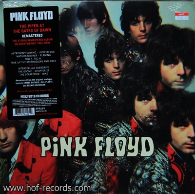Pink Floyd - The Piper At The Gates Of Dawn 1Lp N.
