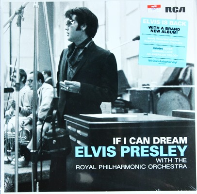 Elvis Presley - If I Can Dream 2Lp N.