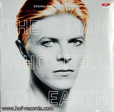 The Man Who Fell To Earth - Ost. 2Lp N.