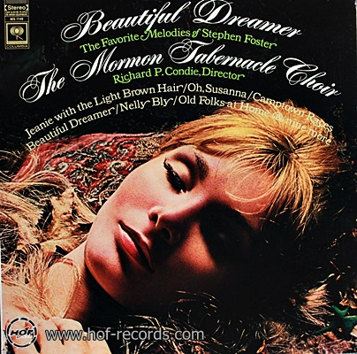 The Mormon Tabernacle Choir - Beautiful Dreamer 1lp
