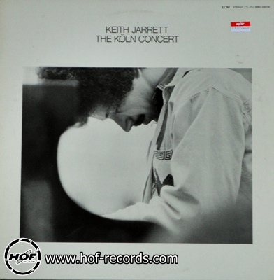 Keith jarrett - the koln concert 2lp
