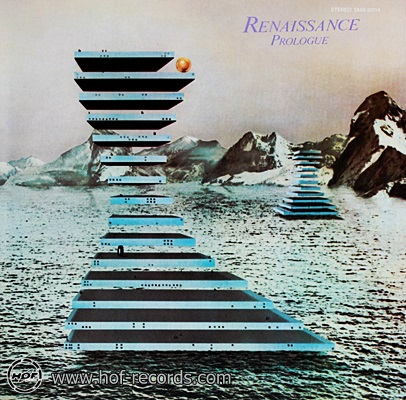 Renaissance - Prologue 1972 1lp