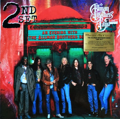 The Allman Brother Band - 2ND Set 2Lp N.