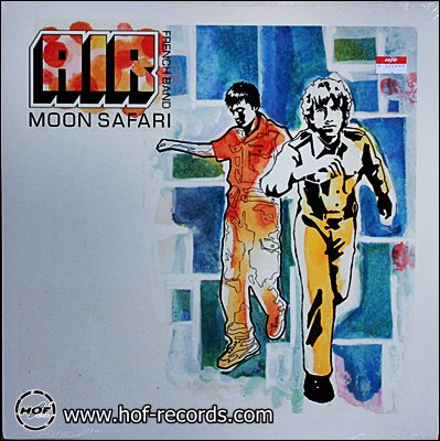 Air - Moon Safari 1lp NEW
