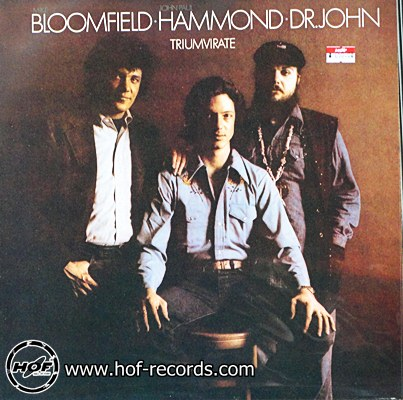 Bloomfield . Hammond . Dr.John - Triumvirate 1 LP