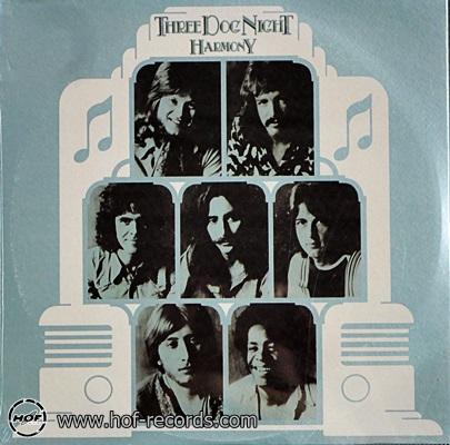 Three Dog Night - Harmony 1973 1lp