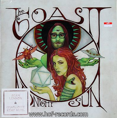 Sean Lennon & Charlotte Keam Muhl - The Goastt Midnight Sun 2lp NEW