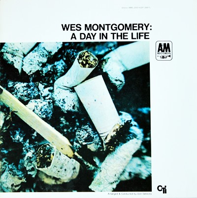 Wes Montgomery - A Day In The Life 1Lp