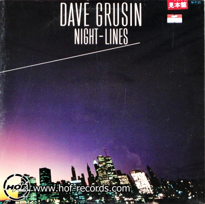 Dave Grusin - night-lines 1lp