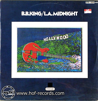 bb king - l.a. midnight 1lp